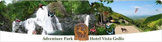 Adventure Park & Hotel Vista Golfo