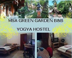 MSA Green Garden Hostel